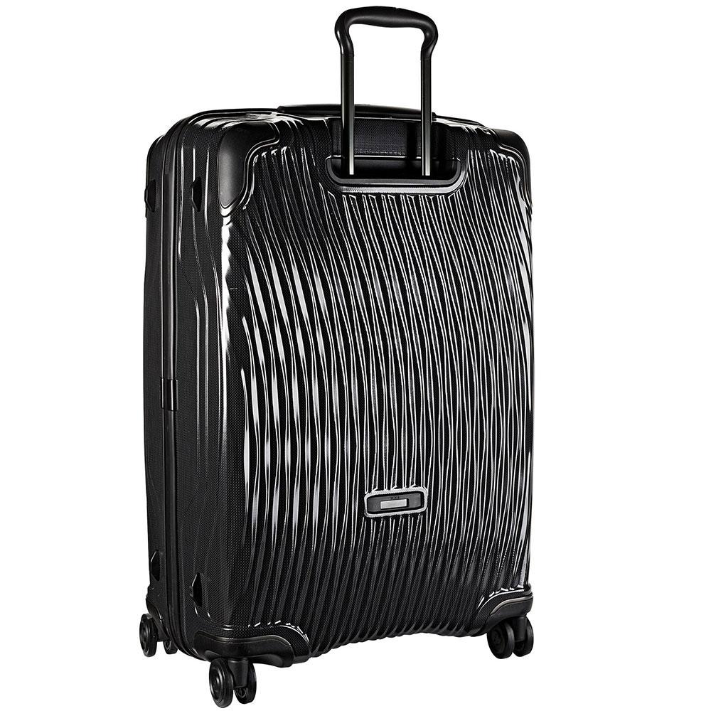 Черный чемодан Tumi Latitude Extended Trip Packing Case 76х52х30см