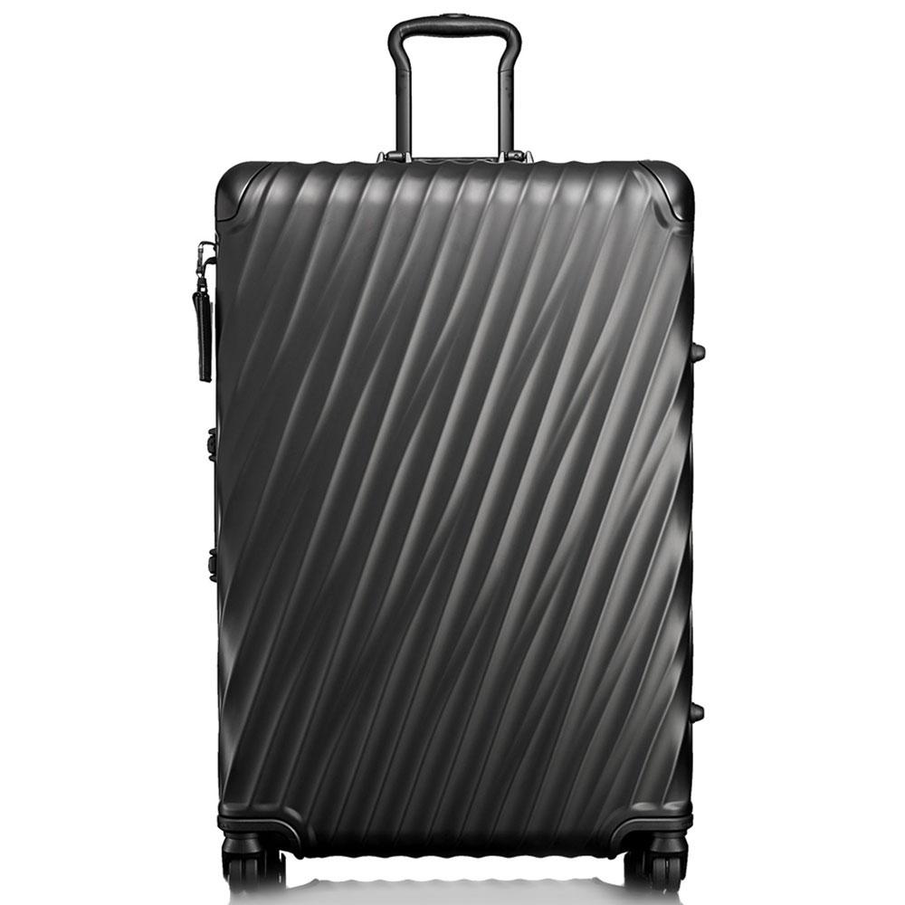 Черный чемодан 77,5х52х28см Tumi 19 Degree Aluminium