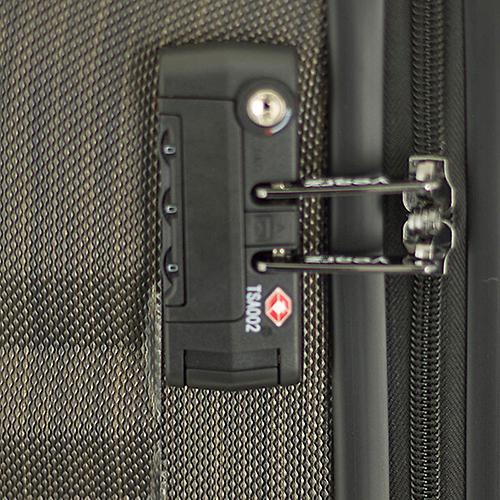 Набор дорожных чемоданов March Ribbon бронзового цвета