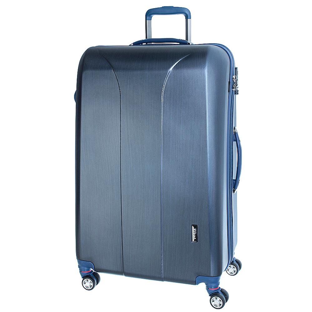 Набор синих чемоданов March New Carat для путешествий