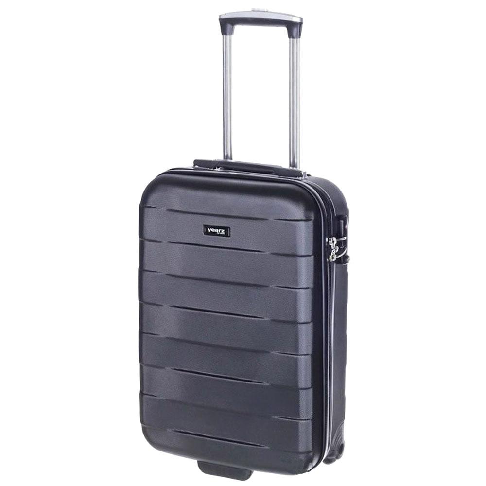Набор синих чемоданов March Bumper с замком блокировки TSA