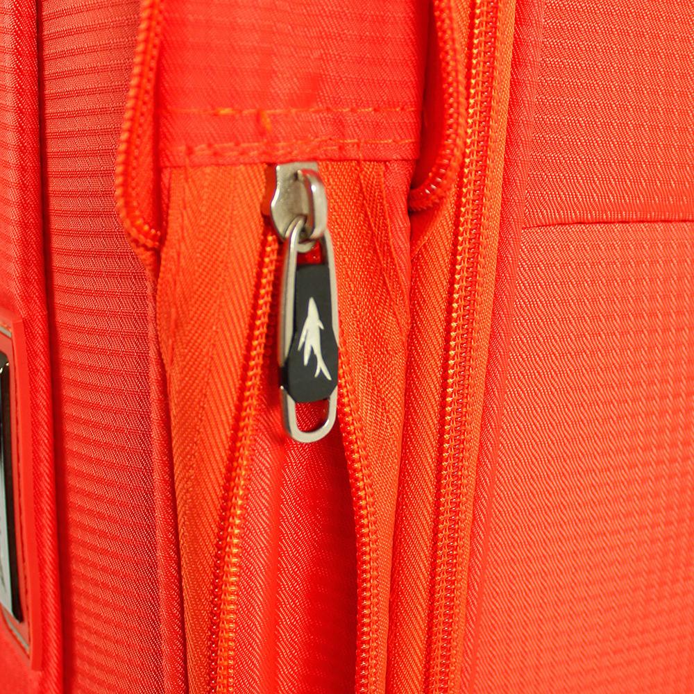 Чемодан большого размера 77х29х47см March Quash в оранжевом цвете