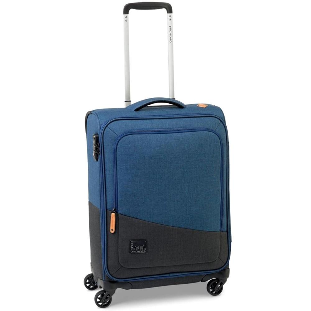Дорожный чемодан 55x40х20см Roncato Adventure маленького размера