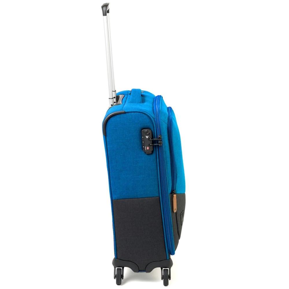 Чемодан 55x40х20см Roncato Adventure с кодовой блокировкой TSA