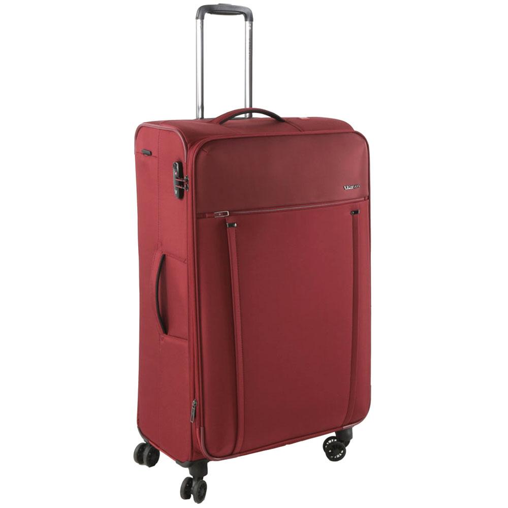 Набор чемоданов Roncato Zero Gravity в бордовом цвете