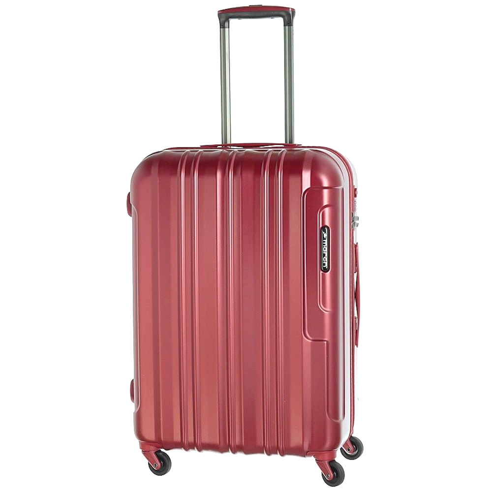 Чемодан среднего размера 66x46x25см March Cosmopolitan в красном цвете