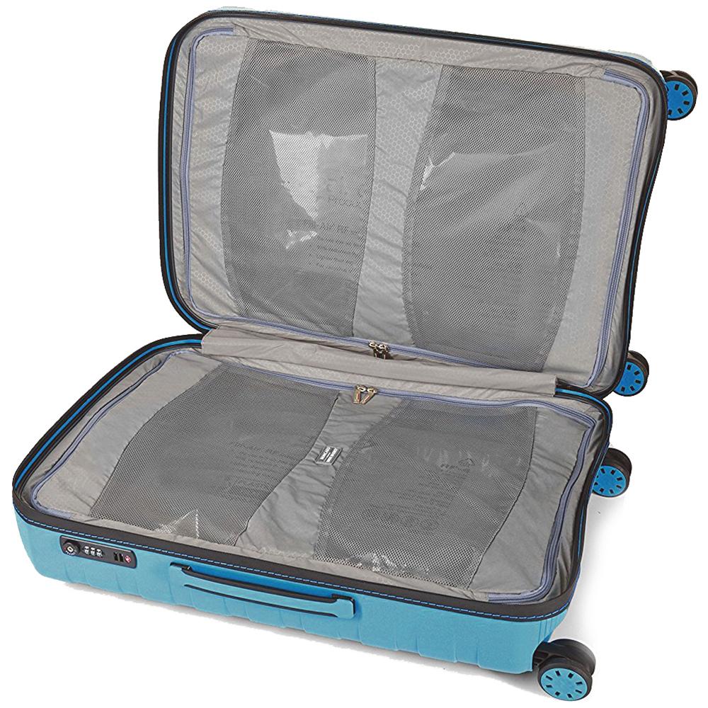 Чемодан 69x46x26см Roncato Box 2.0 среднего размера с выдвижной ручкой