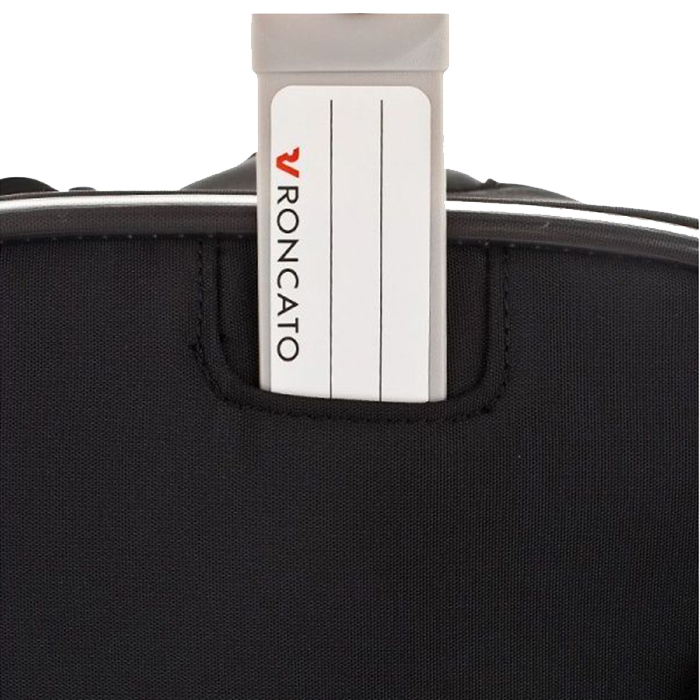 Среднего размера чемодан 70x43x30-34см Roncato Polaris из нейлона