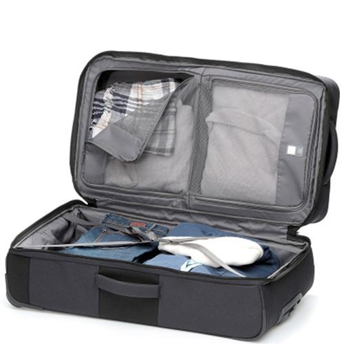 Очень большой чемодан 79x29x41,5см Hedgren Escapade с корпусом серого цвета