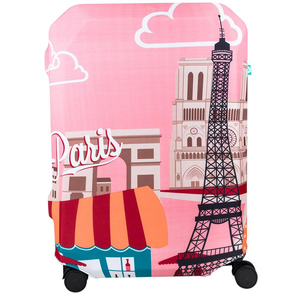 Чехол для чемодана BG Berlin Paris L