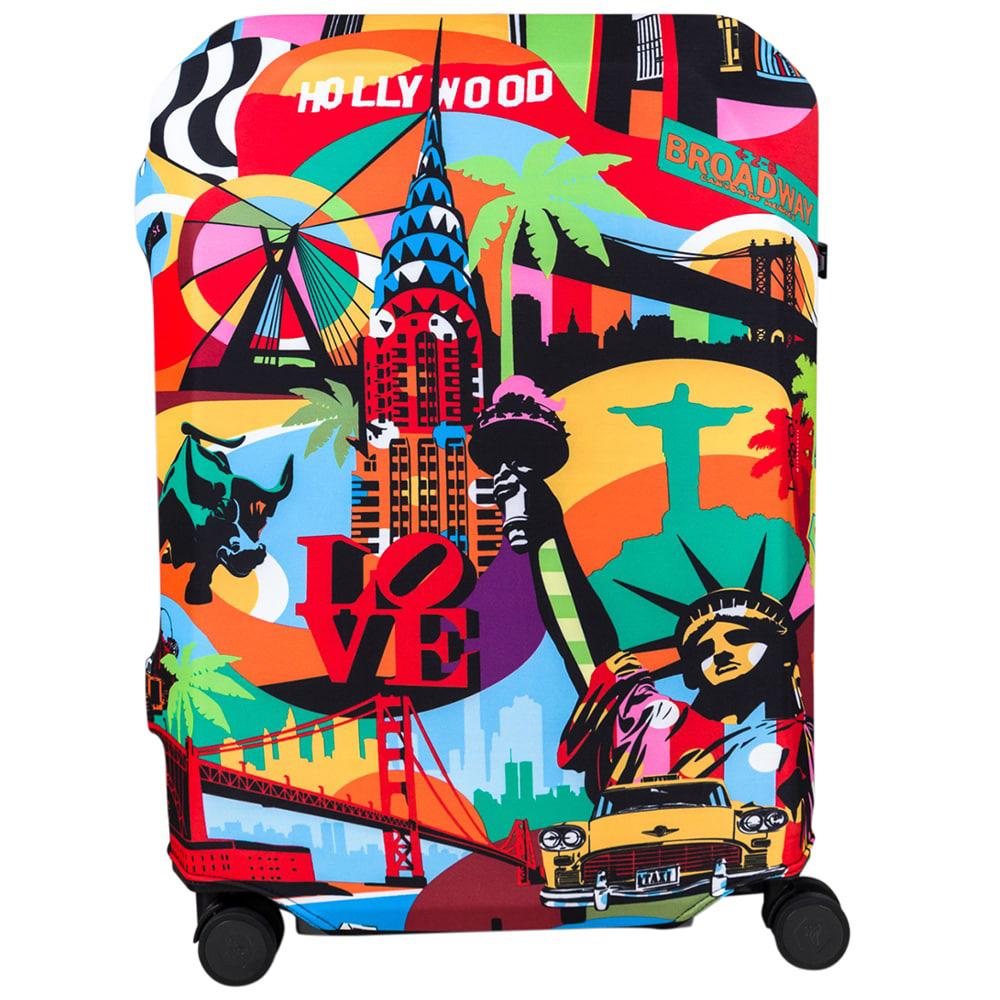 Чехол для чемодана BG Berlin Lobo America L