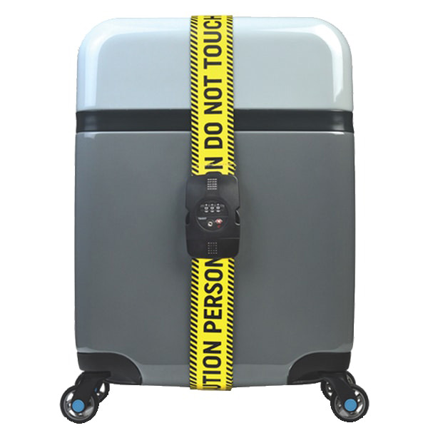 Ремень для чемодана BG Berlin Caution TSA