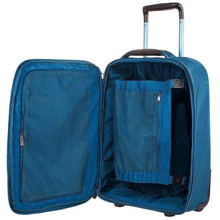 Дорожная сумка Piquadro с тележкой Nimble красная