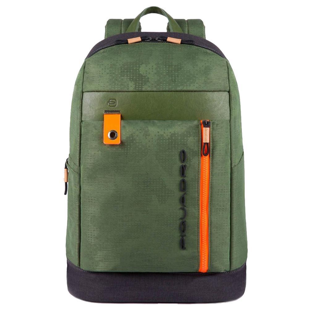 Рюкзак Piquadro Blade в зеленом цвете