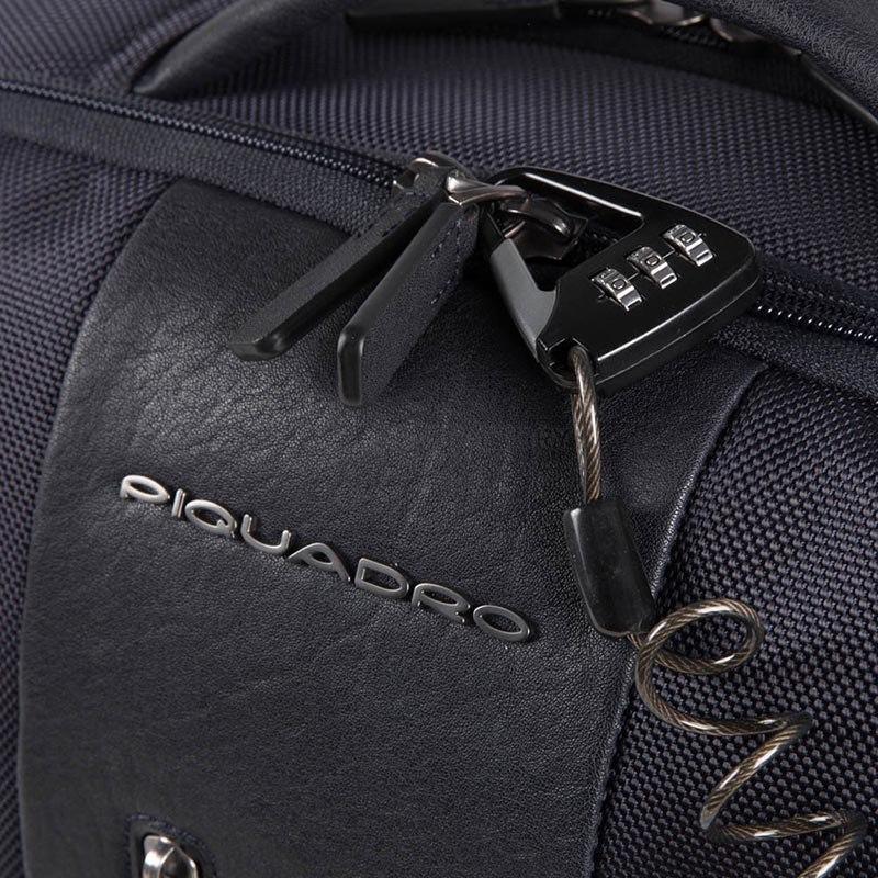 Рюкзак Piquadro Brief синего цвета