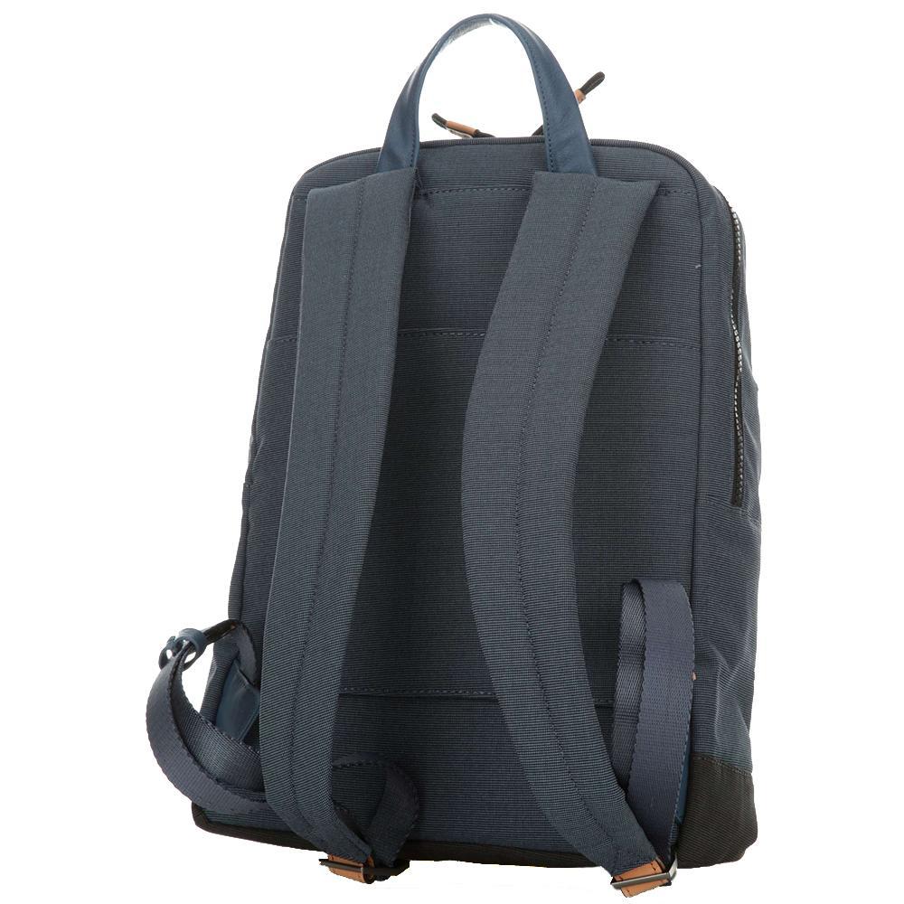 Синий рюкзак Piquadro Blade с одним отделением