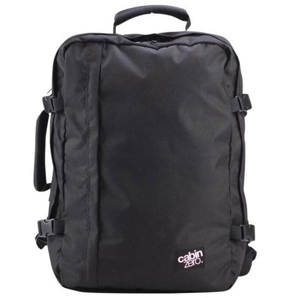 Черная сумка-рюкзак CabinZero 44л