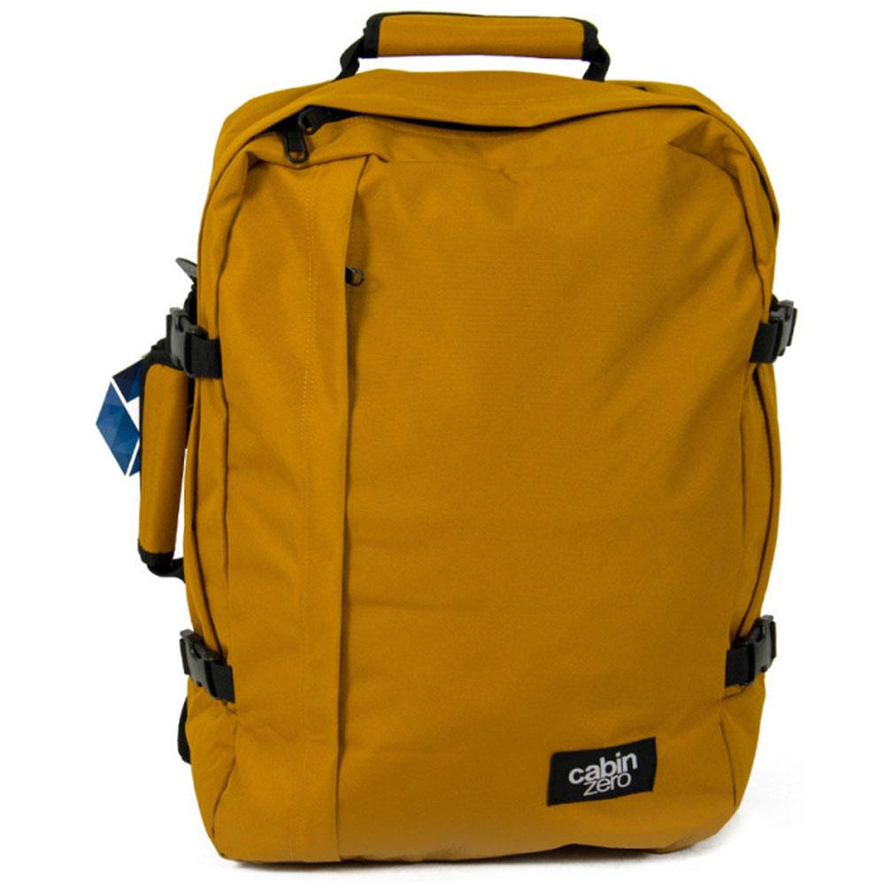 Сумка-рюкзак CabinZero оранжевого цвета 44л