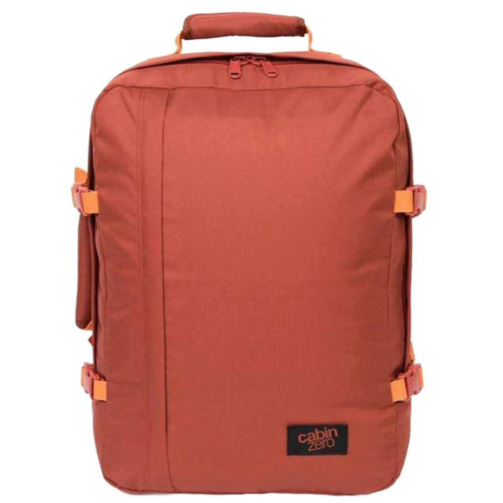 Сумка-рюкзак CabinZero в оранжевом цвете 44л
