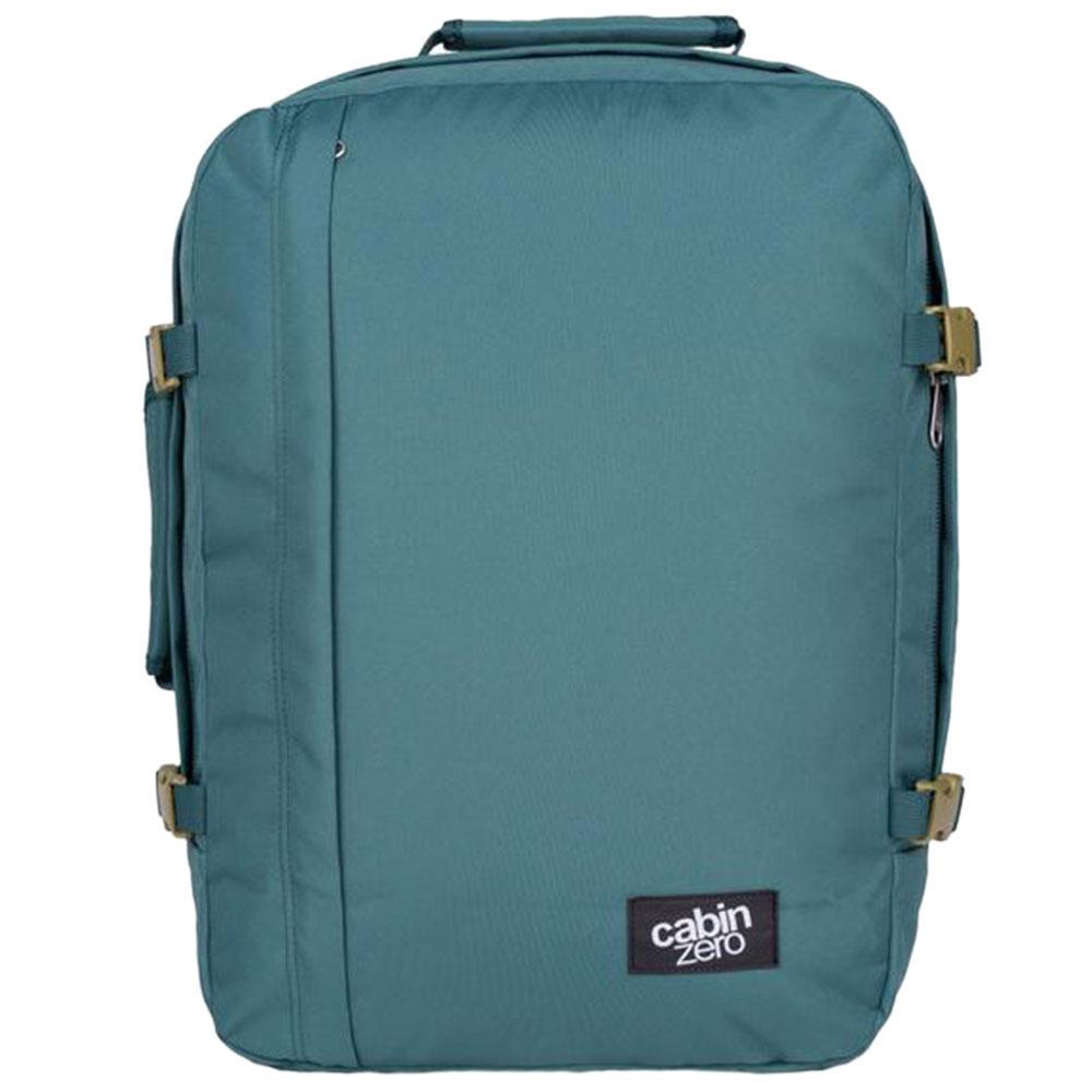 Зеленая сумка-рюкзак CabinZero 44л