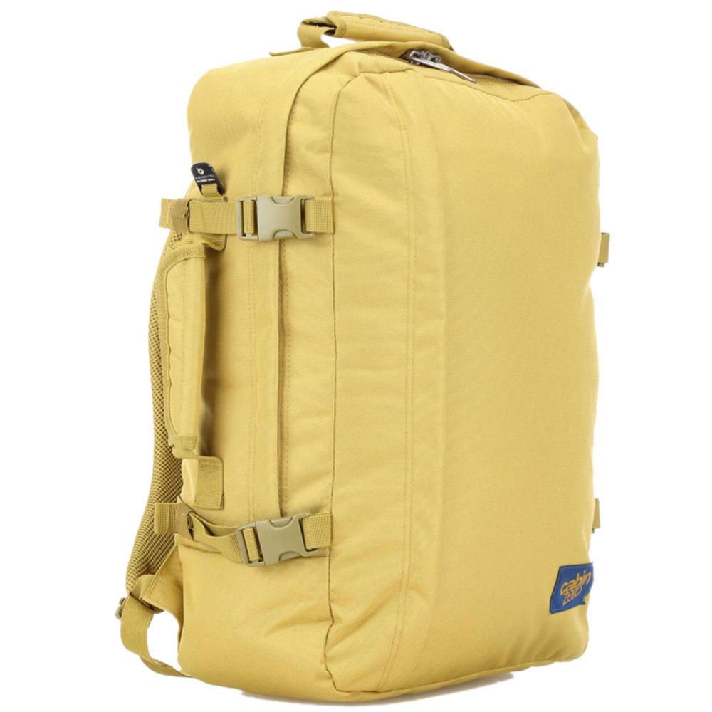 Желтая сумка-рюкзак CabinZero 44л