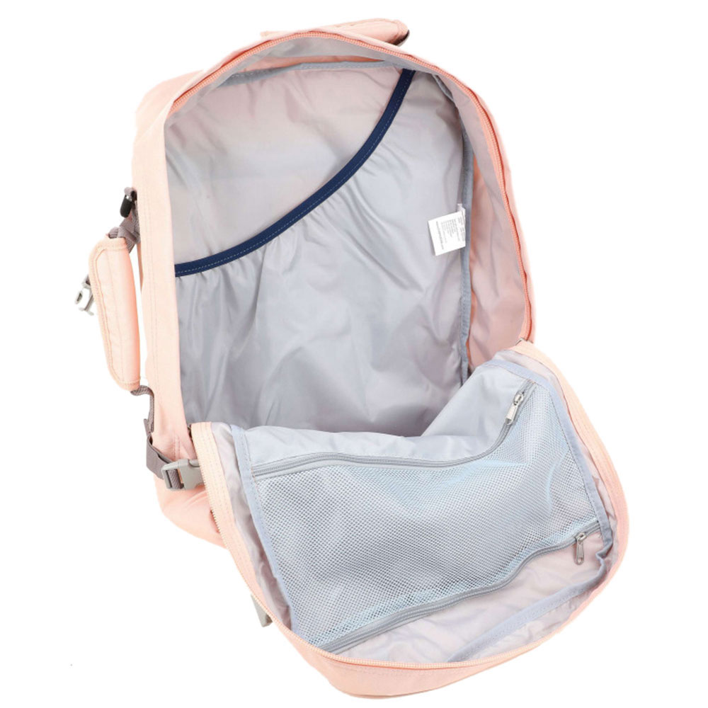 Сумка-рюкзак CabinZero розового цвета 44л