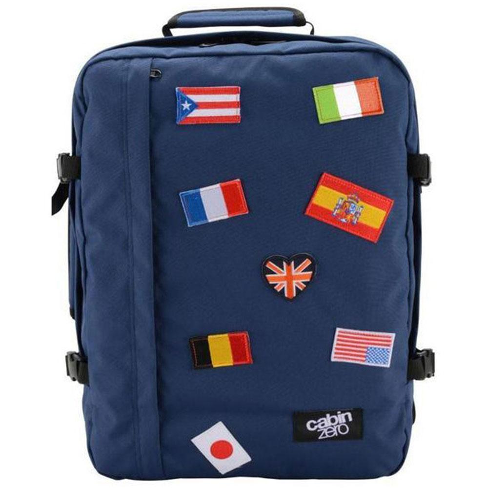 Рюкзак CabinZero синего цвета 44л