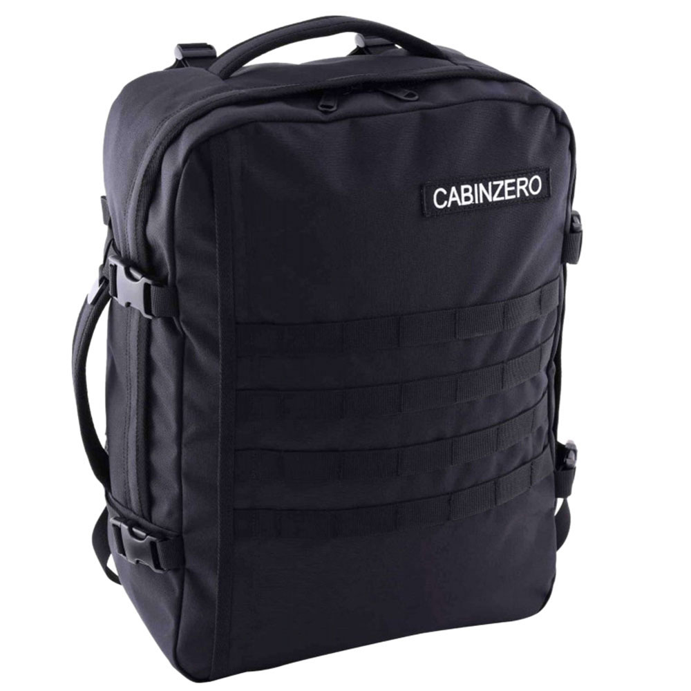 Черная сумка-рюкзак CabinZero 36л