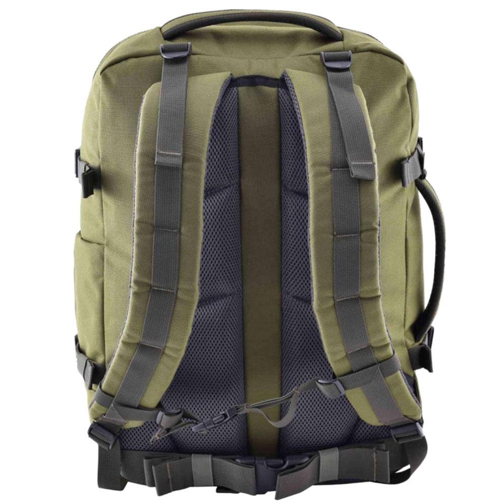 Зеленая сумка-рюкзак CabinZero 36л