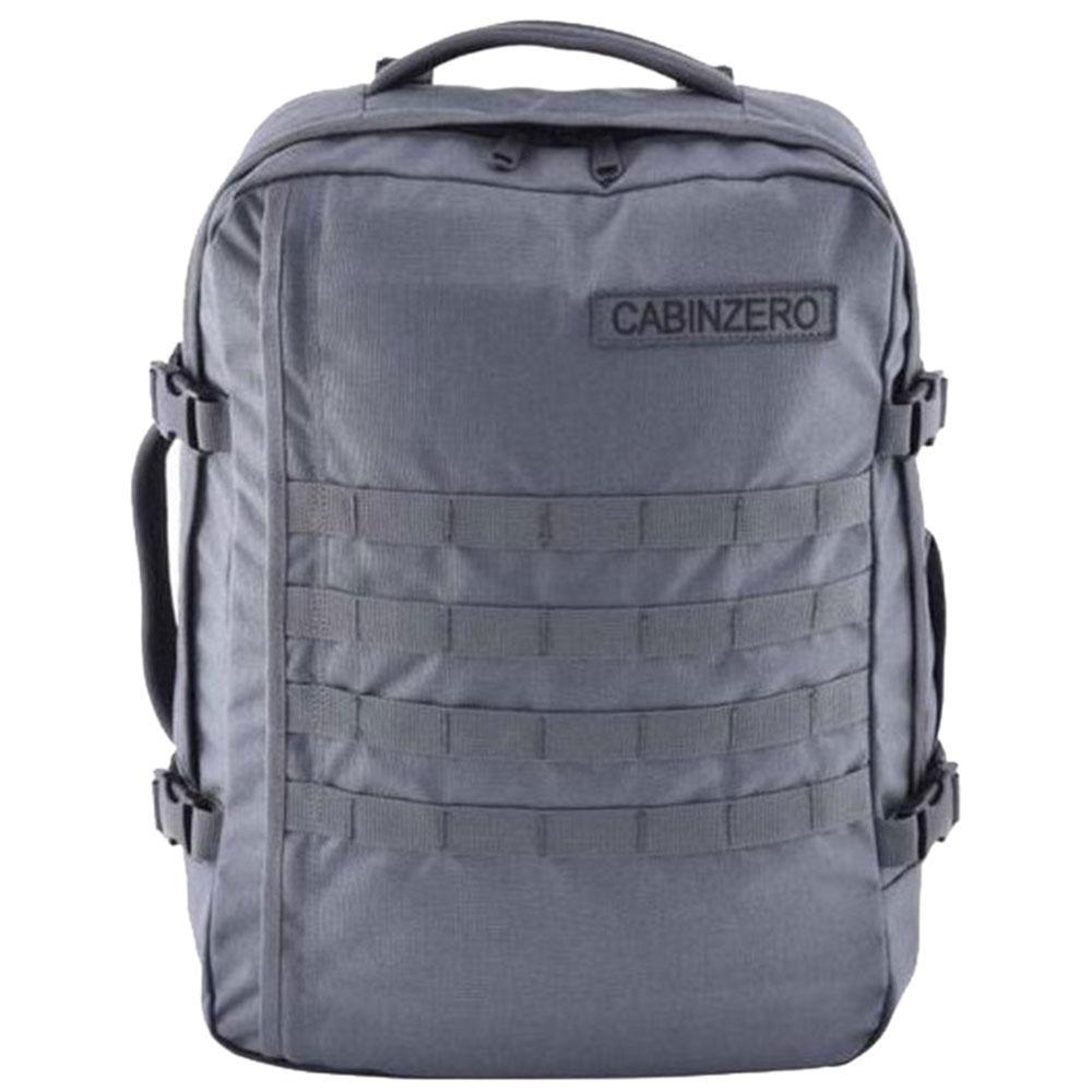 Сумка-рюкзак CabinZero серого цвета 36л