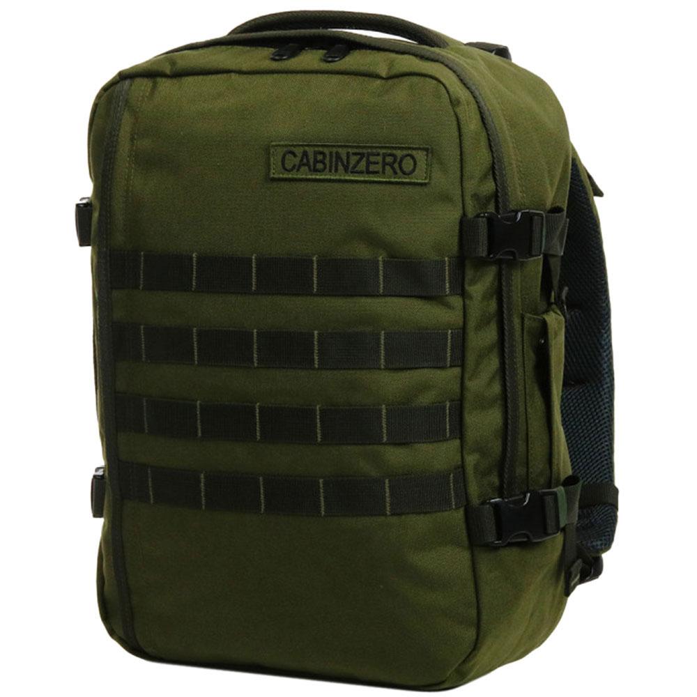 Сумка-рюкзак CabinZero в зеленом цвете 28л