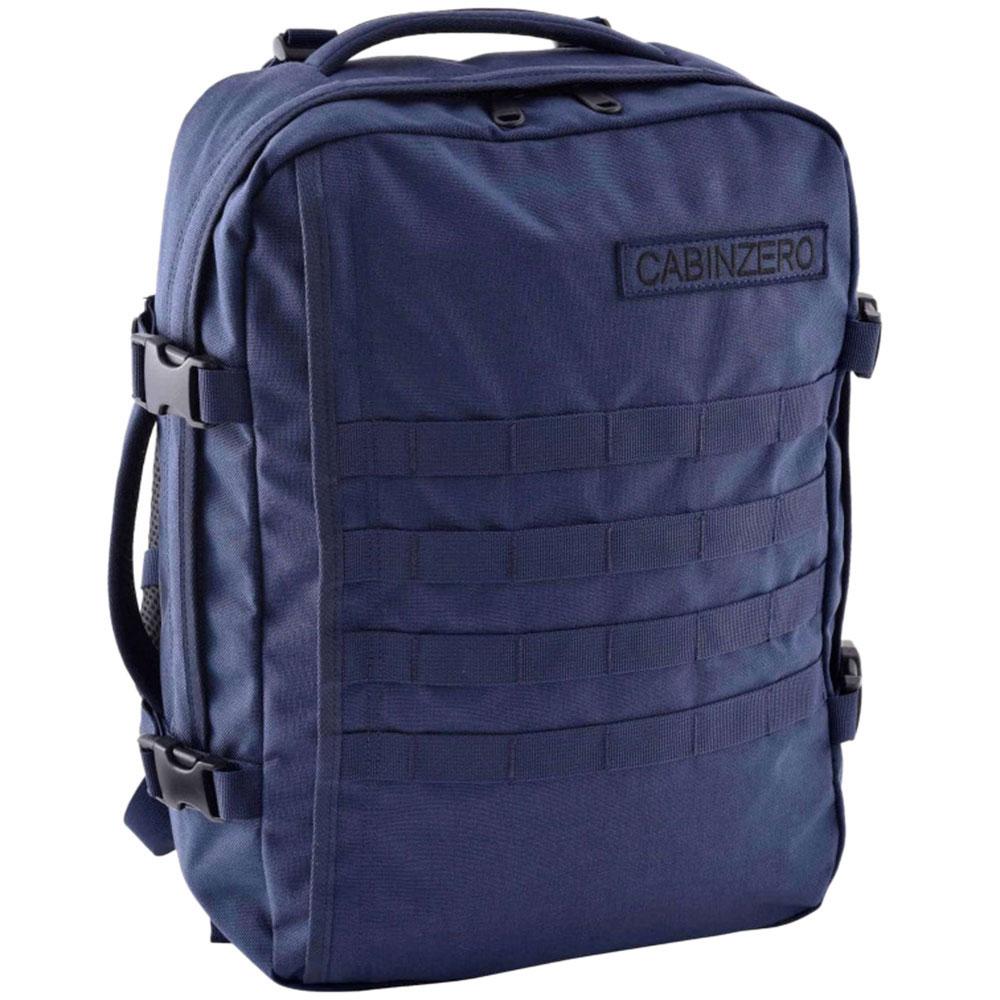 Сумка-рюкзак CabinZero синего цвета 28л