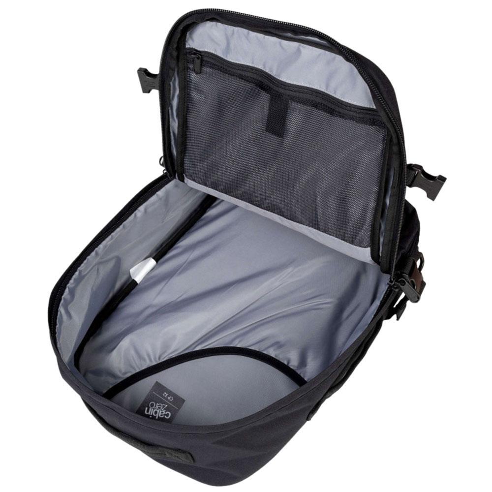Черная сумка-рюкзак CabinZero 32л
