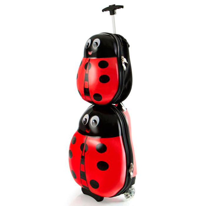 Чемодан и рюкзак Heys Travel Tots Lady Bug для детей