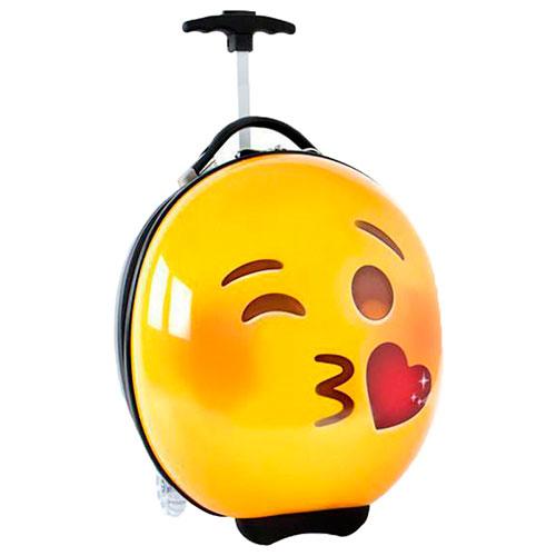 Чемодан детский Heys E-motion Kiss на 2 колесах