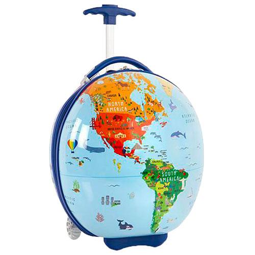 Маленький чемодан Heys Journey World Map для детей