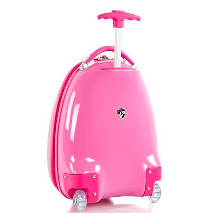 Розовый чемодан Heys Nickelodeon Paw Patrol Pink детский