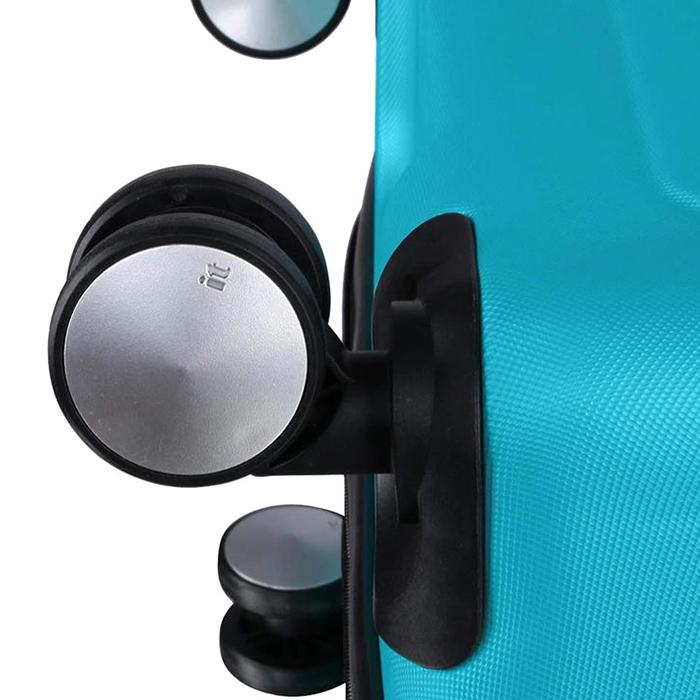 Голубой чемодан IT Luggage Mesmerize Aquamic 72х48х30см