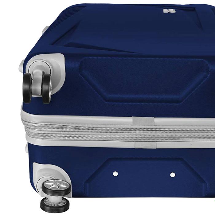 Синий чемодан Outlook Dress Blues 81х55х34см