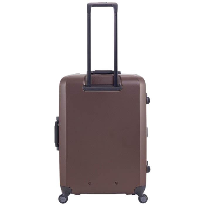Средний чемодан 47x67,5x27см Lojel Rando с покрытием против царапин и на прорезиненых колесиках