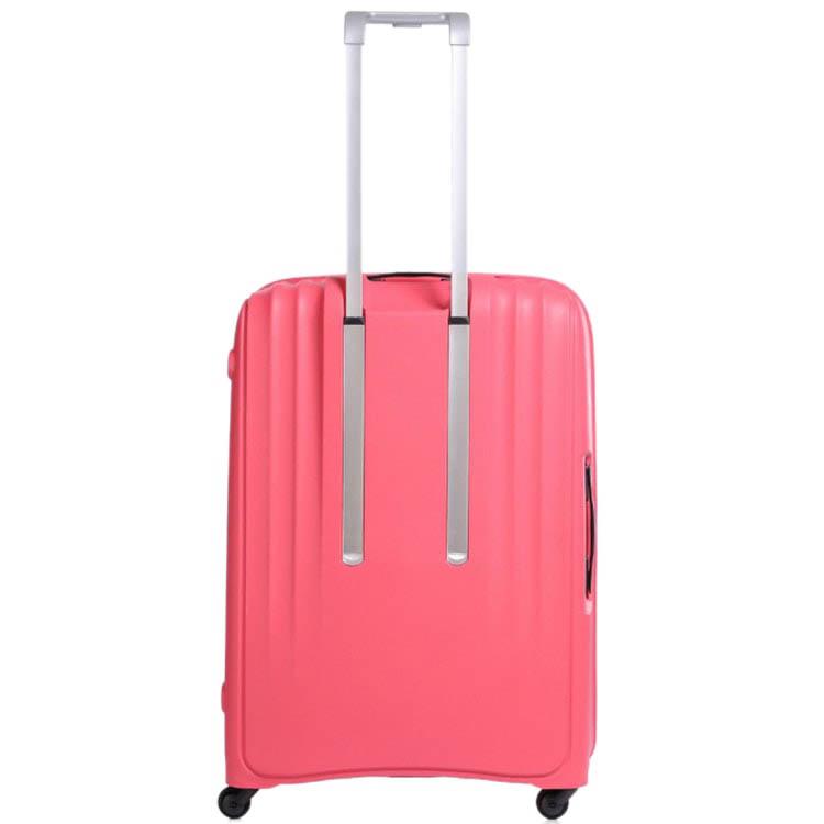 Большой чемодан 49х71х29,2см Lojel Streamline на колесиках розового цвета