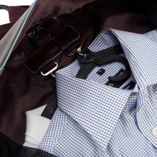 Портплед люкс-класса Piquadro для транспортировки деловых костюмов Blue Square черный