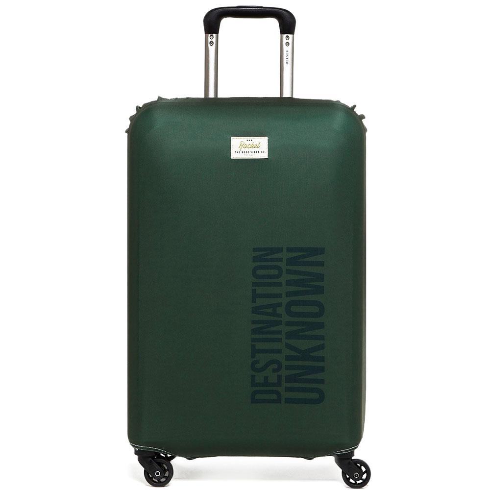 Чехол для чемодана Rocket Destination Unknown