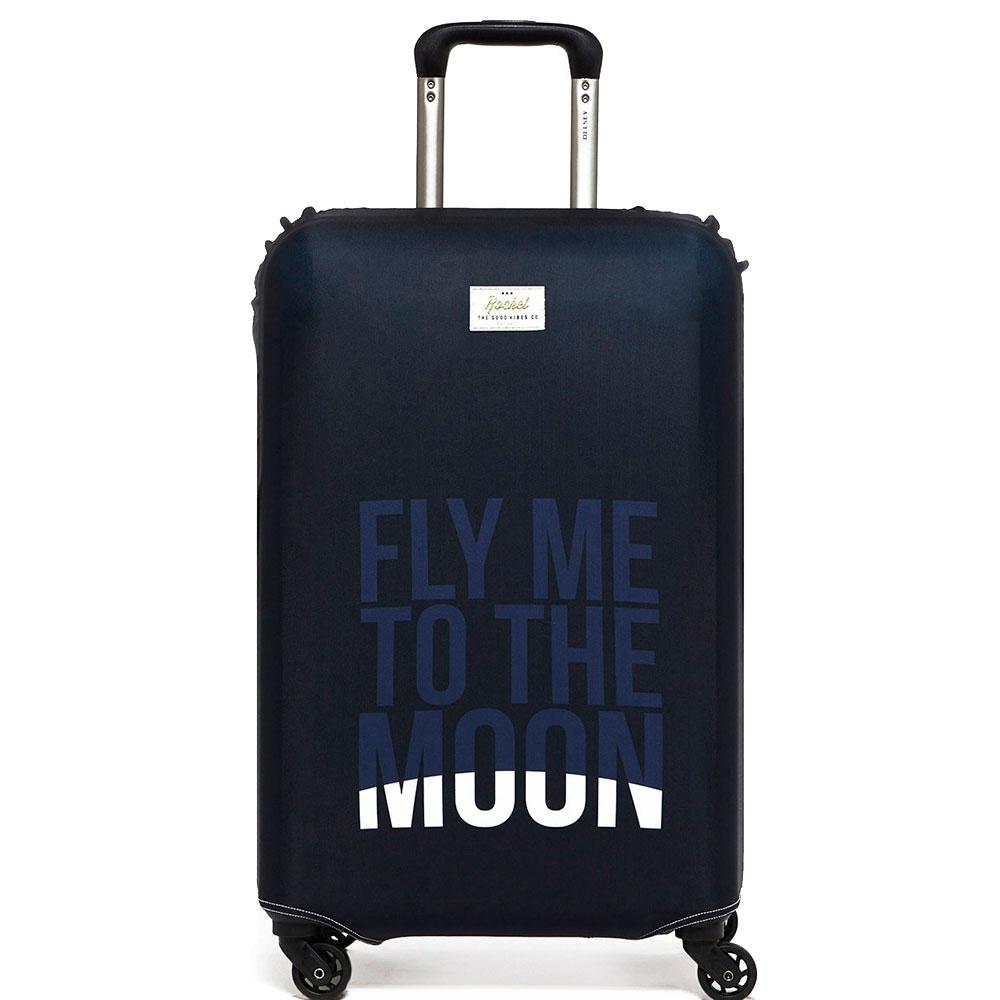 Чехол для чемодана Rocket Fly Me to the Moon