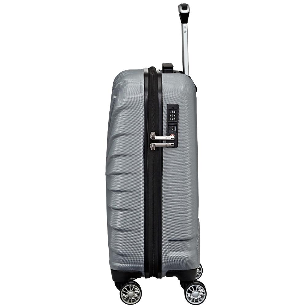 Маленький чемодан 54х39x20см Titan Triport с кодовой блокировкой TSA