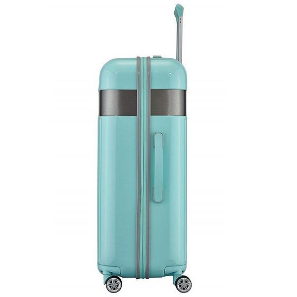 Большой чемодан 51x76x30см Titan Spotlight Flash с телескопической ручкой