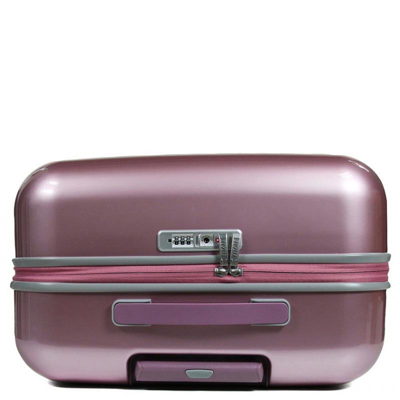 Женский чемодан 45x67x27см Titan Spotlight Flash среднего размера