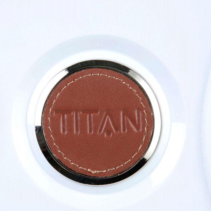 Чемодан дорожный 45x68x28см Titan Paradoxx белого цвета