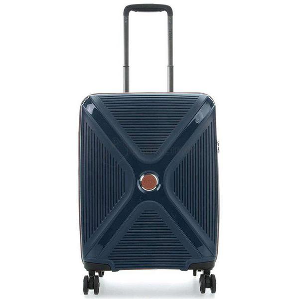 Чемодан 40x55x20см Titan Paradoxx синего цвета