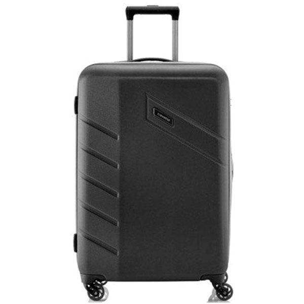 Большой черный чемодан Travelite Vector 51x77x28см